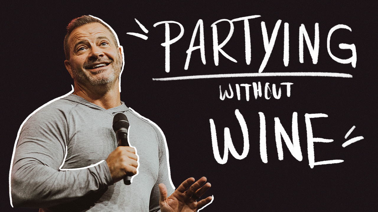 Partying without Wine