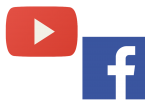 YouTubeFacebookNew