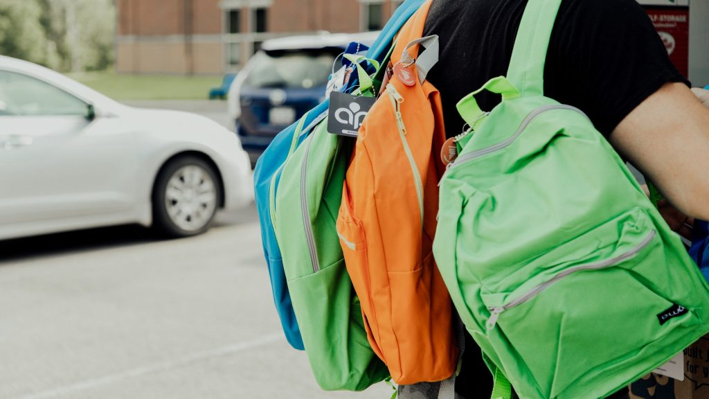 Project Backpack Delivery